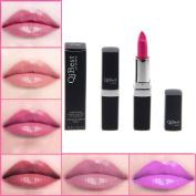 Qibest Aloe Lipsticks - 12 Fashionable Colours, Long Lasting ,Professional Lipstick