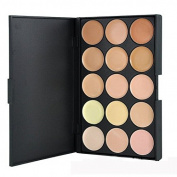 Chamberain Professional 15 Colours Cream Concealer Camouflage Makeup Palette Contouring Kit #2