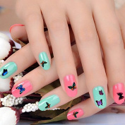 Fashionzone Beauty Accessories Make up Sets Nail Art Care Decorations Tips Water Transfer Decal Sticker