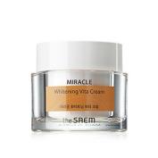 [The Saem] Miracle Whitening Vita Cream
