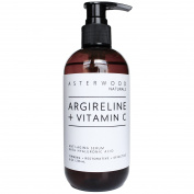 Asterwood Naturals Argireline + Vitamin C Serum with Organic Hyaluronic Acid - Anti Ageing, Anti Wrinkle - Face Moisturiser for Dry Skin & Fine Lines - Skin Relaxer - Anti Wrinkle in a Bottle