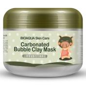 Spdoo Deep Clear Bubbles Sleeping Mask Whitening Hydrating Mud Face Sleeping Mask