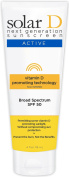 Solar D Sunscreen Active SPF50 120ml Tube