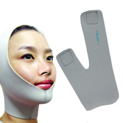 Anti-ageing Wrinkle Free Beauty V-Line Chin Neck Facial Skin Lift up Belt Mask