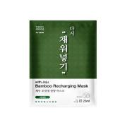 YEJIMIIN* with Jeju Bamboo Recharging Mask 23ml x 5pcs