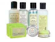 Khadi Natural Herbal Aloevera Combo BY INDIANMEDICALSTORE