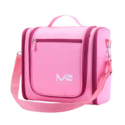 MelodySusie® Hanging Waterproof Toiletry Bag, Great Choice of Toiletry Travel Bag for Summer Holidays Outdoor Activities