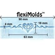 Fleximold Celtic Heart Ring Mould