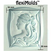Fleximold Framed Cameo Mould