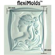 Fleximold Framed Cameo Mould