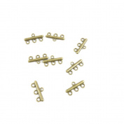 380 Pieces Jewellery Making Charms Findings Antique Bronze Brass Fashion Jewellery Wholesale Supplies Pendant Lots Bulk Supply W6XQ5 3 Strand Reducer Connector