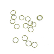 3790 Pieces Jewellery Making Charms Findings Antique Bronze Brass Fashion Jewellery Wholesale Supplies Pendant Lots Bulk Supply A7ME4 Jump Rings 10mm