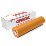 Oracal 631-24150-ORBRN Matte Vinyl, 60cm x 46m, Orange Brown