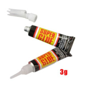 Repair Crafts 3x Tube 3G Plane Gas 502 Cyanoacrylate Adhesive Super Glue