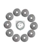QualityCut ® 10x 28mm Rotary Cutter Refill Blades
