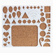 IMISNO Quilling Template Board