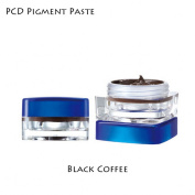 CHENGYIDA 1 pc PCD Permanent makeup ink pigment PCD Pigment paste for microblading permanent makeup beauty tattoo ink Black Coffee