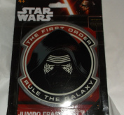 Disney Star Wars The Force Awakens Jumbo Eraser Kylo Ren The First Order Rule the Galaxy
