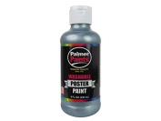 Palmer Washable Poster Paint 240ml Silvr