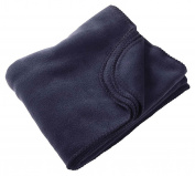 Harriton 380ml Polyester Fleece Anti-Pill Blanket