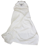 Kirei Sui Baby Animal Cartoon Hooded Flannel Blanket