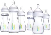 Born Free Breeze 150ml & 270ml Plastic Bottle, 6 Pack