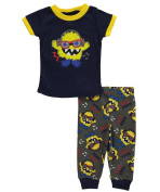 "Mac Henry Baby Boys' ""Rock Star Bird"" 2-Piece Pyjamas"