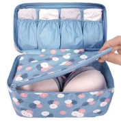 Travel Organiser Underwear Pouch - Convenient and recommended for travellers