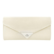 JNB Patent Leather Candy Clutch