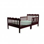 Fizzy Classic Toddler Bed, Espresso