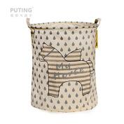 Enjelw Foldable Storage Basket Barrel DIrty Clothes Contaier Box House Organiser Laundry Bucket