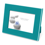 Swing Design Elle Lacquer Frame Ocean Blue 4x6