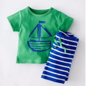 Womail Toddler Set, Infant Kids Paint T-shirt+Pants Outfits for Baby
