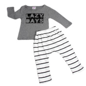 Womail Toddler Set, Infant Kids T-shirt+Shorts Outfits for Baby