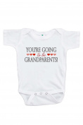 You're Going to Be Grandparents Pregnancy Announcement Onepiece 0-3 Months