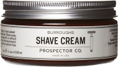 Prospector Co Burroughs Shave Cream, 240ml