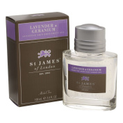 St James of London Lavender & Geranium Post Shave Gel