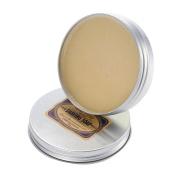Docooler Men's Shaving Cream Soap with Aluminium Bowl