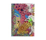 "Christian LaCroix Mumbai A5 8"" X 6"" Softcover Notebook"