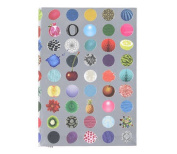 "Christian LaCroix Couture Candies A5 8"" X 6"" Softcover Notebook"