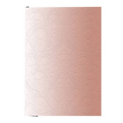 "Christian LaCroix Blush A6 6"" X 4.25"" Ombre Paseo Notebook"
