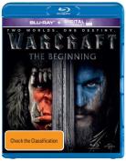Warcraft [Region 4]