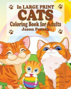 Cats Coloring Book for Adults