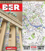 Streetsmart Berlin Map by Vandam