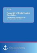 The Ambit of English/Arabic Translation