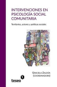 Intervenciones En Psicologia Social Comunitaria [Spanish]