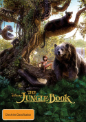 THE JUNGLE BOOK [DVD_Movies] [Region 4]