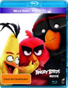 THE ANGRY BIRDS MOVIE [Blu-ray] [Region B] [Blu-ray]