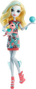 Monster High Lagoona Blue Doll with Turtle