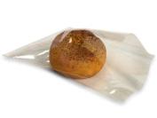COMPOSTABLE 15cm x 23cm Cello BagsCLEAR 1.6 mil Cellophane Bags